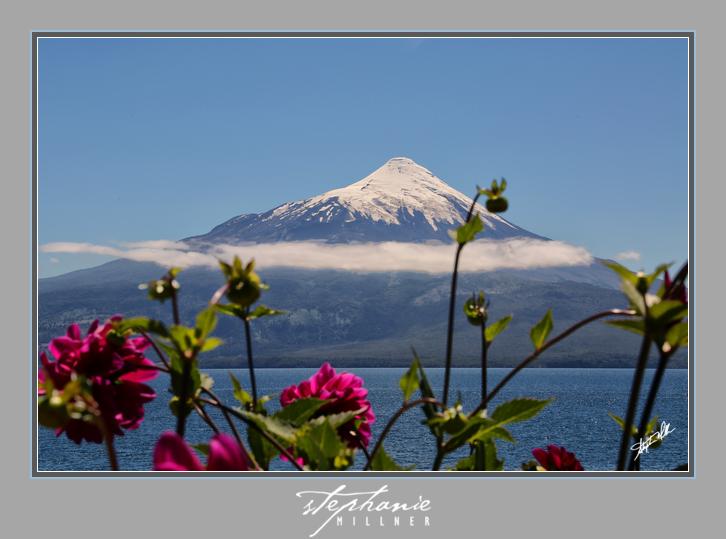 Volcan Osorno from Puerto Varas